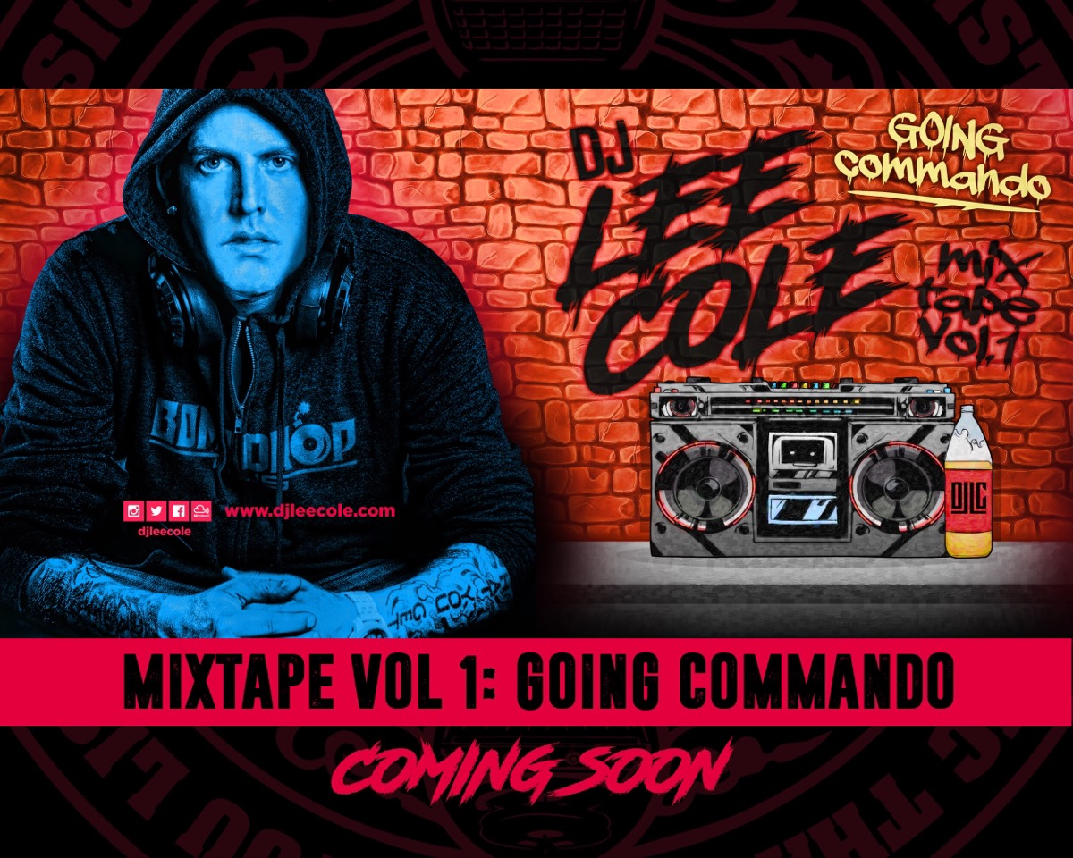 DJ Lee Cole - Coming Soon