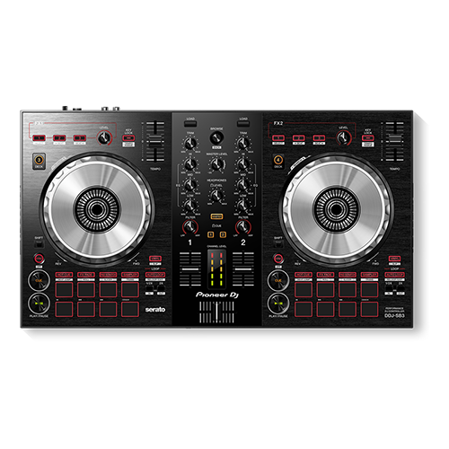 buy dj interface